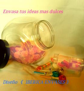Cubo gominolas