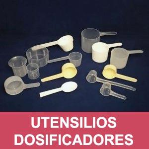 venta de utensilios dosificadores envases